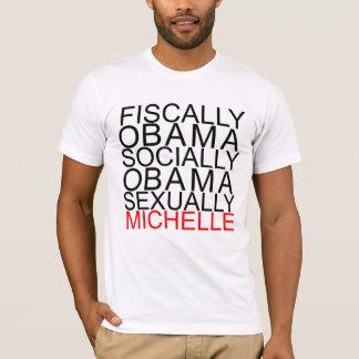 Camiseta Barack é agradável mas…