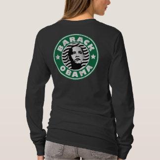 Camiseta Barack Obama lembra-me de…