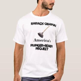 Camiseta Barack Obama: O projeto Atuador-Pronto de América
