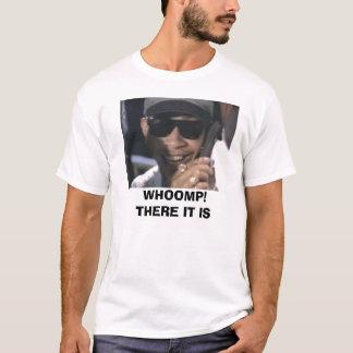 "Camiseta Barack Obama ""Whoomp! Lá é """