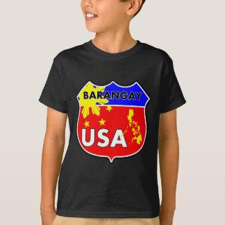 Camiseta Barangay EUA