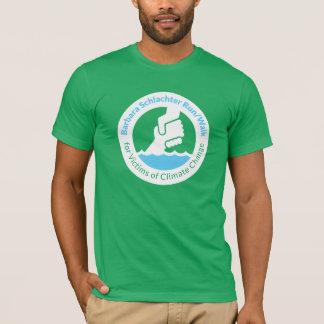 Camiseta Barbara Schlachter funciona/caminhada para as