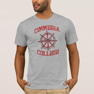 Camiseta Bárbaros de Battlin da faculdade de Cimmeria
