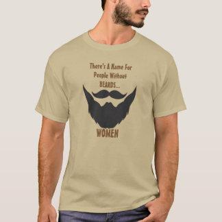 Camiseta Barbas