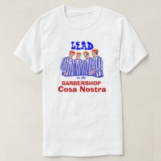Camiseta Barbeiro Cosa Nostra