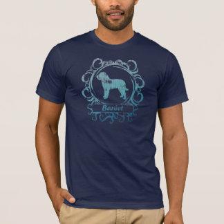 Camiseta Barbet resistido elegante