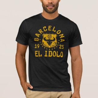"""Camiseta Barcelona do """"T do idolo EL"""""""