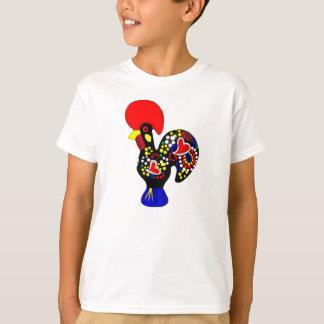 Camiseta Barcelos Galo faz portugueses do ósmio do por de