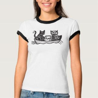 Camiseta Barco de fileira