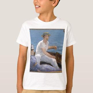 Camiseta Barco - Édouard Manet