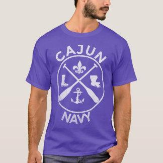 Camiseta barco louis do alivio do furacão da equipa de