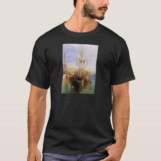 Camiseta barco sem velas