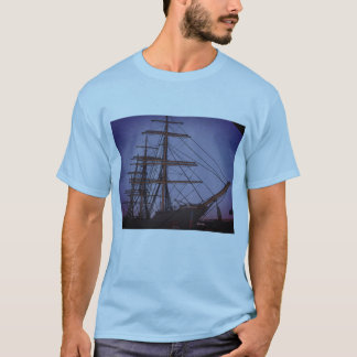 Camiseta Barcos no porto