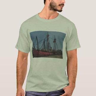 Camiseta Barcos no porto II