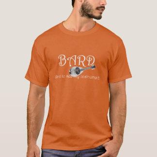 Camiseta Bardo - queira ver meu instrumento?