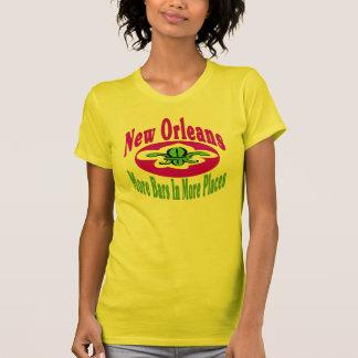 Camiseta Bares de Nova Orleães