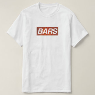 Camiseta BARES do T de Hotbox (branco)