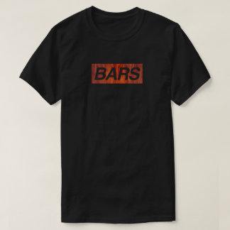Camiseta BARES do T de Hotbox (cor)