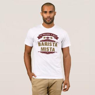 Camiseta Barista Mista