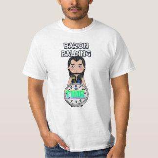 Camiseta Baron Balding T-shirt do AAW