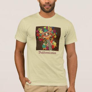 Camiseta Barong de Bali
