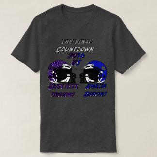 Camiseta Barons segundo grau OHIO do VALE ESTE Amelia