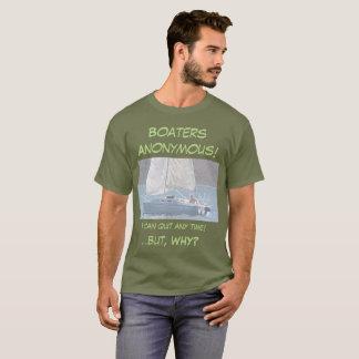 Camiseta Barqueiros anónimos!