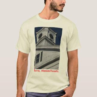 Camiseta Barra, Massachusetts