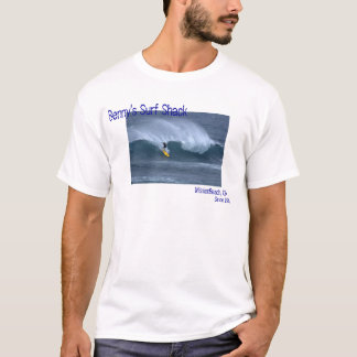 Camiseta Barraca do surf de Benny