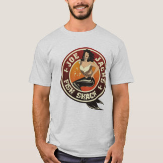 Camiseta Barraca dos peixes de Joe Jack