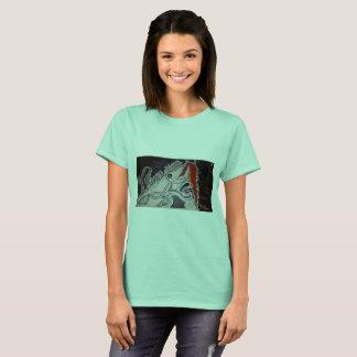 Camiseta Barracuda/polvo