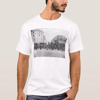Camiseta Barricada no Faubourg Santo-Antoine