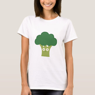 Camiseta base dos brócolos