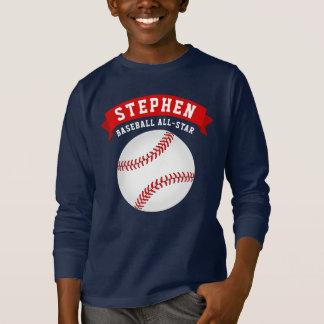 Camiseta Basebol All-star