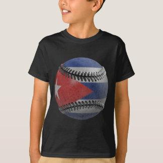 Camiseta Basebol cubano