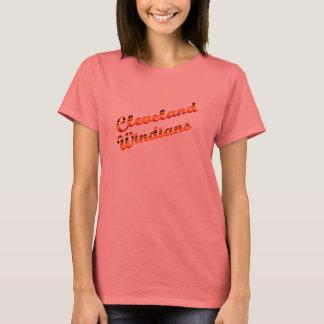 Camiseta Basebol de Cleveland Windians