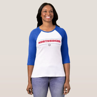 Camiseta Basebol de Northsiders