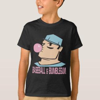 Camiseta Basebol e Bubblegum
