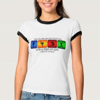 Camiseta Basebol legal