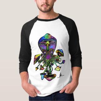 Camiseta Basebol Longsleeve de Ocotoshroom