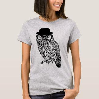 "Camiseta Basic alpargata ""CAVALHEIRO OWL """