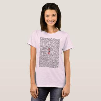 Camiseta Basic alpargata para mulheres