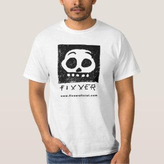 Camiseta Básica - CAVEIRA FIXXER