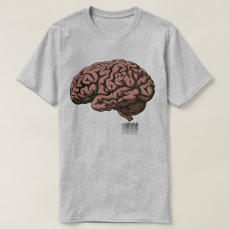 Camiseta Básica Cerebro