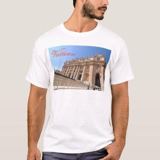 Camiseta Basílica de San Pietro no vaticano, Roma, Italia
