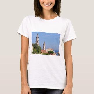 Camiseta Basílica em Menton em France