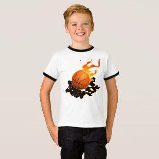 Camiseta Basquetebol Baller
