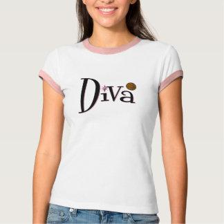 Camiseta Basquetebol - diva