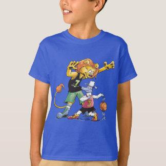 Camiseta Basquetebol do leão e dos carneiros