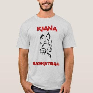Camiseta Basquetebol do lince de Kiana